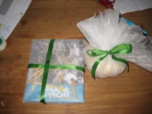pakketje fleecedoek